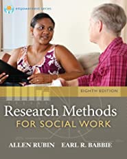Brooks/Cole Empowerment Series: Research Methods for Social Work