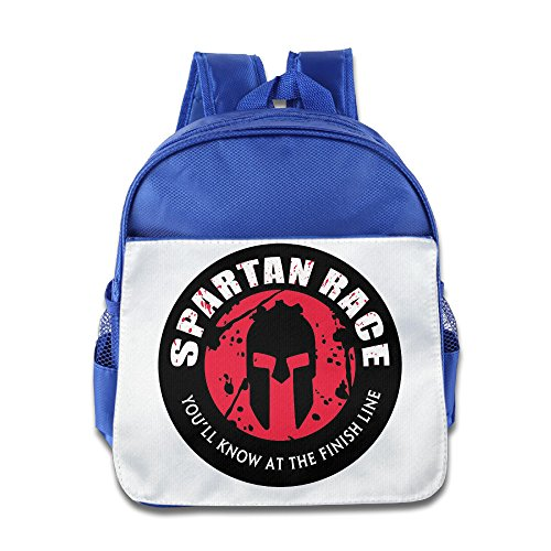 HAPYO Spartan Race Backpack / Kids' School Backpack RoyalBlue (Kenmore Pedal compare prices)