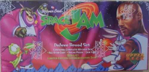 space-jam-sammelkarten-komplett-set-deluxe-mit-60-karten