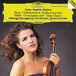 Berg : Concerto pour violon -  Rihm :...