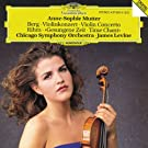 Berg : Concerto pour violon -  Rihm : le Temps chant�