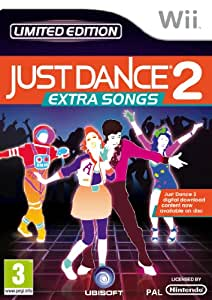 Just dance 2 : extra songs [import anglais]