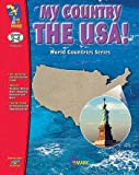img - for My Country the USA!, Grades 2-4 (World Countries Series) book / textbook / text book