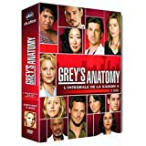 Grey&#39;s Anatomy , Saison 4 - Coffret 5 DVDpar Ellen Pompeo