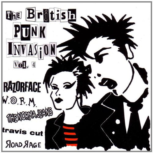 British Punk Invasion Vol 4