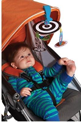 Manhattan Toy Wimmer-Ferguson Infant Stim Mobile To Go Travel Toy by Manhattan Toy