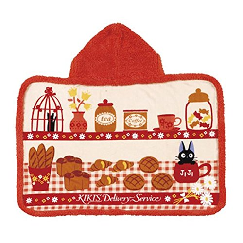 Majo Kiki's delivery service-Jiji and bakery with F throw (no box) TY028B