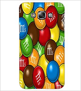 PrintDhaba Coloured Balls D-5561 Back Case Cover for SAMSUNG GALAXY A7 (Multi-Coloured)