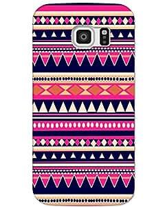 MobileGabbar Samsung Galaxy S6 edge Back Cover Designer Hard Case Printed Cover