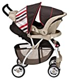 Evenflo Journey 200 Stroller with Embrace 35 Car Seat, Parma
