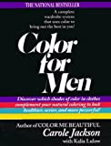 img - for Color for Men by Jackson, Carole, Lulow, Kalia (1987) Paperback book / textbook / text book
