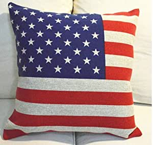 Amazon.com - Fashion Stylish Love Home -LH015 Elegant Cotton Linen Decorative Throw Pillow Case ...