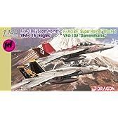 1/144 F/A-18E/F スーパーホーネット VFA-115 「イーグルス」 & VFA-102 「ダイアモンドバックス」