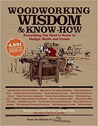Woodworking Wisdom & Know-How: Everything You Need to Know to Design, Build, and Create