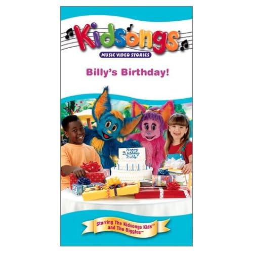 Kidsongs: Billy's Birthday [VHS]