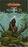 img - for Alliances (Dragonlance: Elven Exiles, Vol. 2) (v. 2) book / textbook / text book