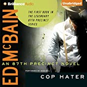 Cop Hater: 87th Precinct Series, Book 1 | Ed McBain