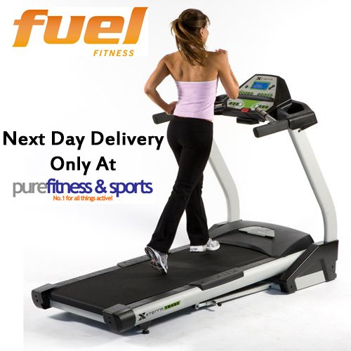 Fuel TR450 Folding Motorised Treadmill -2.75chp Motor & Lifetime Frame & Motor Warranty!