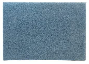 "3M Blue Cleaner Pad 5300, 12"" x 18"" (Case of 5)"
