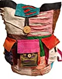 Purpledip Funky college Bagpack Multicolor(bag11c)