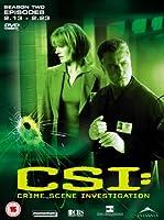 CSI: Crime Scene Investigation - Las Vegas - Season 2 Part 2 [DVD] [2001]