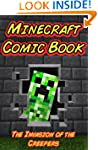 Minecraft Comic Book: The Invasion of...