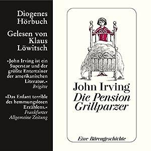 Die Pension Grillparzer Hörbuch