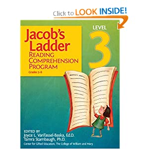 Jacob's Ladder Reading Comprehension Program, Level 3