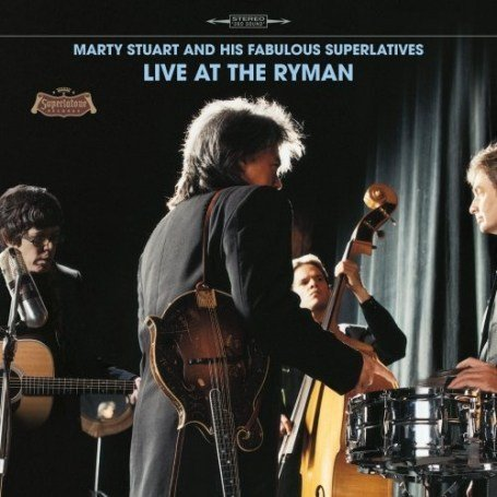 Marty Stuart - Live at the Ryman - Zortam Music
