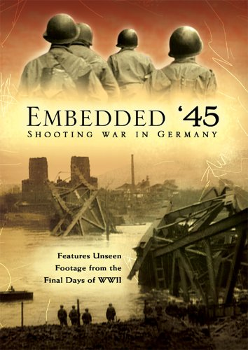 Embedded 45-Shooting War in Ge [Edizione: Germania]