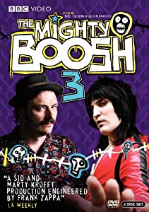 The Mighty Boosh: The Complete Season 3