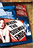 Where the Sidewalk Ends (Fox Film Noir)