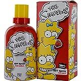 Twentieth Century Fox Eau De Toilette Spray For Girls And Kids, The Simpsons, 3.4 Ounce