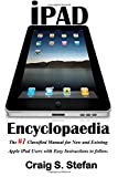 iPad Encyclopaedia: The #1 classified manual for new and existing Apple iPad users with easy instructions to follow.