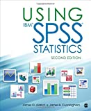 Product 1483383571 - Product title Using IBM® SPSS® Statistics: An Interactive Hands-On Approach