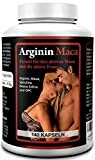 Biomenta® L-Arginin plus Maca 1500 - AKTIONSPREIS!!! -140...