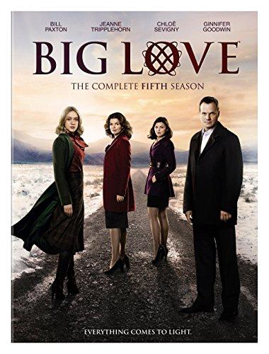 DVD : Big Love: The Complete Fifth Season (AC-3, Dubbed, , Slipsleeve Packaging, Slim Pack)