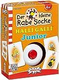 Amigo 02790 - Rabe Socke - Halli Galli Junior von Amigo Spiel + Freizeit
