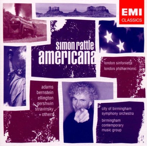 Americana by Simon Rattle