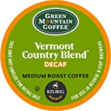 Keurig, Green Mountain Coffee, Vermont Country Blend Decaf, K-Cup packs