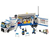 LEGO City Mobile Police Unit Control Room Truck with 3 Minifigures | 60044