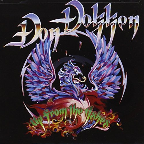 Up From The Ashes by Don Dokken (1997-05-13)
