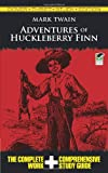 Adventures of Huckleberry Finn (Dover Thrift Study Edition) (0486475840) by Mark Twain