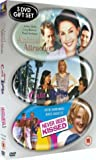 Animal Attraction/The Truth About Cats And Dogs/Never Been Kissed [DVD]