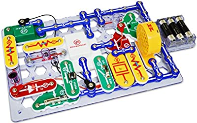 Elenco Circuit Maker 200 Sound Plus Electronics Discovery Kit