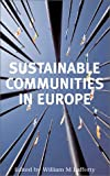 cover of Sustainable Communities in Europe