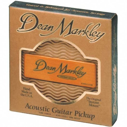 dean markley promag gold pickup zero hum humbucking coil usa 3018 ebay. Black Bedroom Furniture Sets. Home Design Ideas