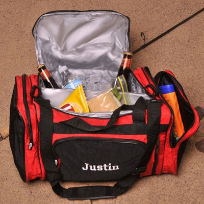 Personalized 2 In 1 Cooler Duffle Bag