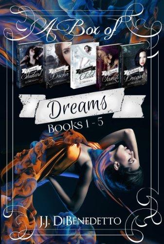 Book: A Box of Dreams (the collected Dream Series, books 1-5) by J.J. DiBenedetto