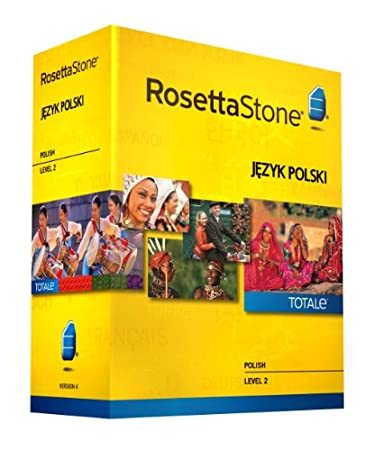 Rosetta Stone Polish Level 2
